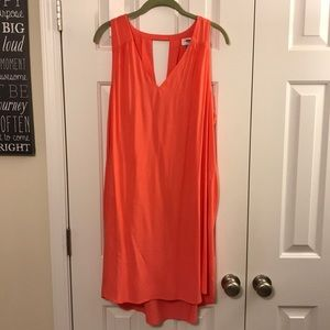Old Navy Coral Dress